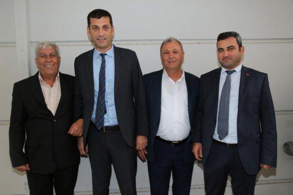 Belediye İş Sendikası Adana Şubesi'nde görev bölümü