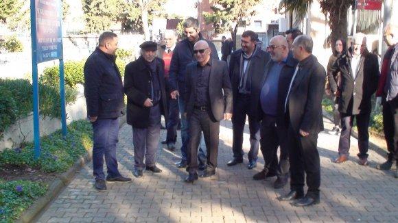 Kartal'ın eski Belediye Başkanı Mehmet Ali Büklü kabri başında anıldı