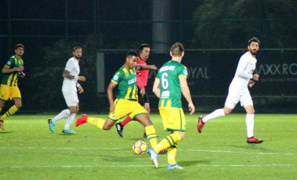 Medipol Başakşehir - ADO Den Haag: 4-0