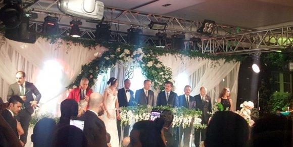 Cumhurbaşkanı Erdoğan, Denizli'de Nikah Törenine Katıldı