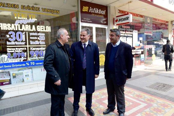 Başkan Çakır'dan Sağlıkta Memnuniyet Açıklaması
