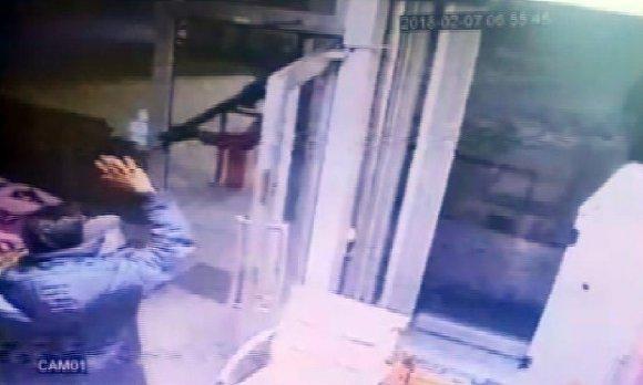 Konya'da Akaryakıt İstasyonunda Pompalı Tüfekli Gasp