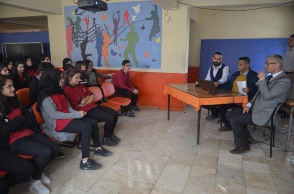 Selendi'de Öğrencilere Sigaranın Zararları Anlatıldı