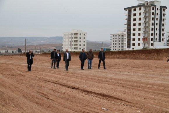 Şanlıurfa'da 12'nci bulvar açılıyor