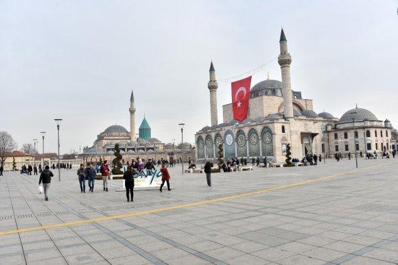 Konya Büyükşehir Tarihi Eserleri Koruma Altına Aldı