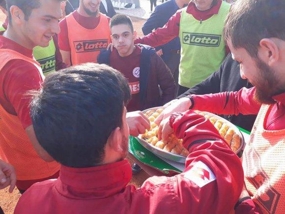 Tokatspor'da Çıkış Arayışı