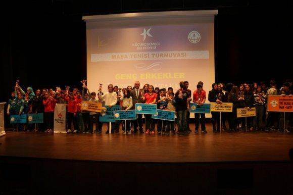 Okul Olimpiyatları Spor Ödülleri Sahiplerini Buldu