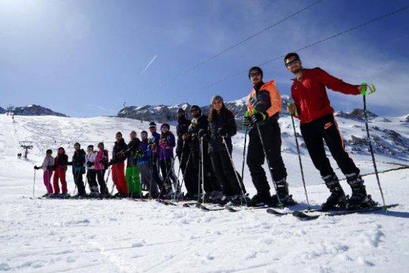 Akdeniz Üniversitesi kış kampı başlıyor