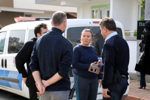 Antalya'da Aynı Evde 2. Siyanür Alarmı