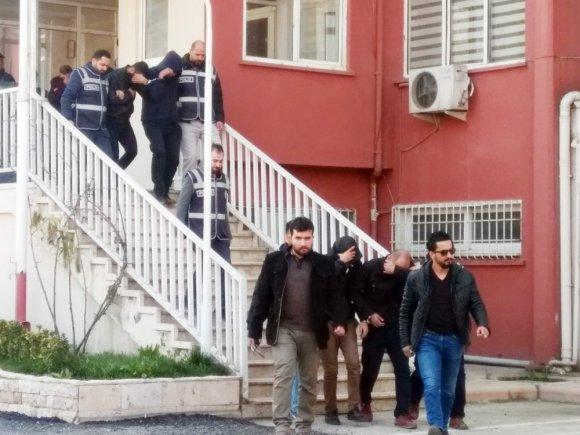 Hatay'da 6 Kişilik Hırsızlık Çetesi Çökertildi