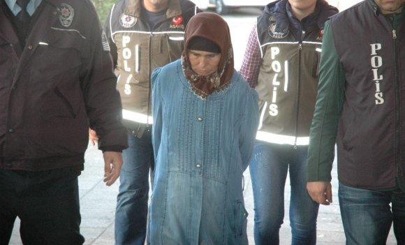 Kadın Polis Hırsızlık Çetesini Yakalattı