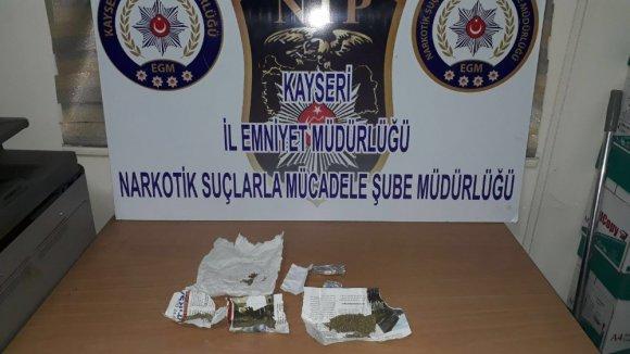 Üç Ayrı Uyuşturucu Operasyonunda 6 Kişi Hakkında İşlem Yapıldı