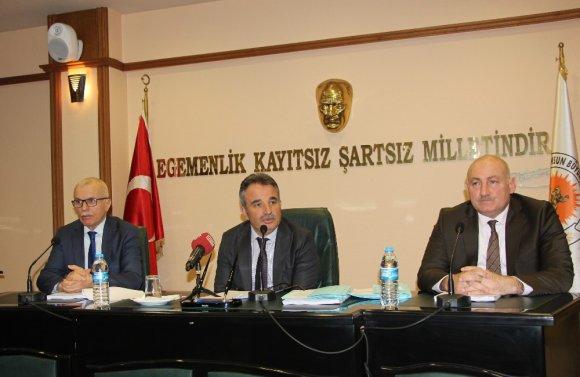 Samsun Meclisi Toplandı