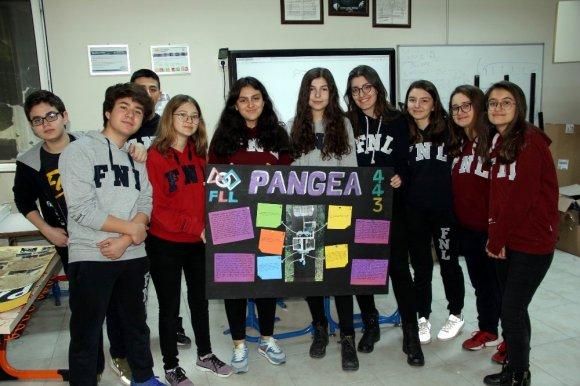 Samsunlu Lise Öğrencilerinden Sudaki Yağı Ayıran Proje