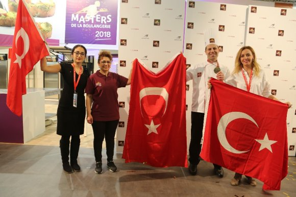 Dünyanın En İyi 6 Fırıncısı Arasında Bir Türk