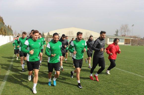 Denizlispor, Elazığspor Maçının Hazırlıklarını Sürdürdü