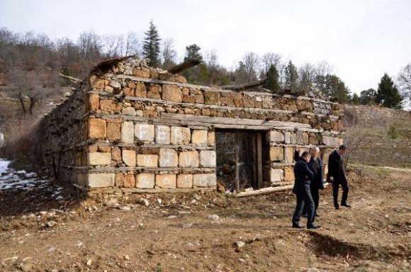 Tarihi han restore edilecek