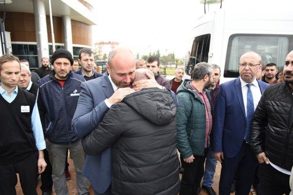 Tekkeköy Belediyesinin Acı Günü
