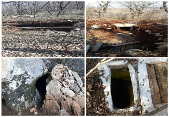 Mehmetçik Afrin'de Destan Yazarken, Yurt İçinde De Teröre Büyük Darbe Vuruluyor