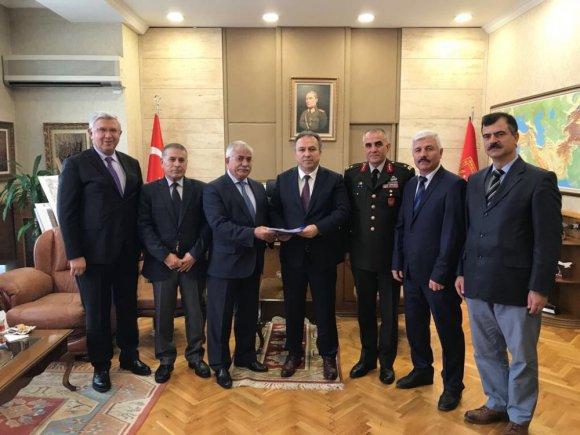 28 Şubat Mağduru Emekli Askerler, 'Zeytin Dalı Harekatı'na Gönüllü Katılmak İstiyor