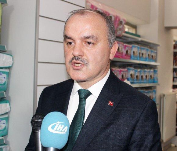 """Pamukkale Belediyesinin """"Sosyal Market"""" Projesi Devam Ediyor"""