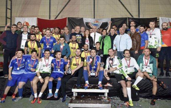 Antalya OSB'nin şampiyonu netlog