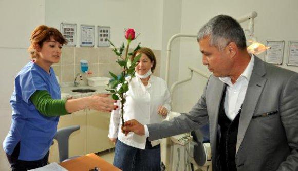 Başkan Sözen'den Tıp Bayramı mesajı