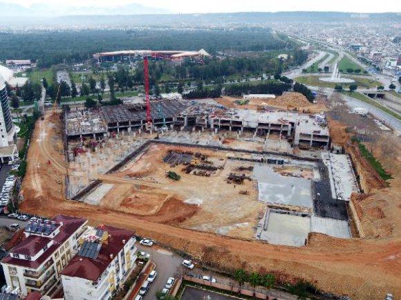 Antalya'ya 30 bin kişilik cami