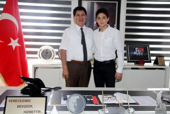 CHP milletvekili adayı Gül'den, Başkan Gül'e ziyaret