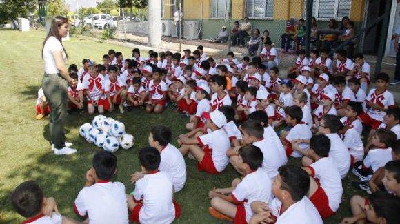 Döşemealtı'nda 'çocuk istismarı'na karşı eğitim