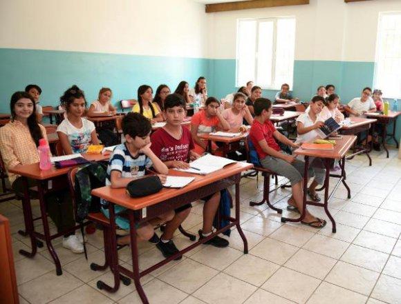 AKMEK'in yaz kursları başladı