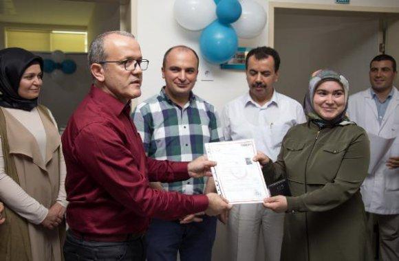 Kepez Devlet Hastanesi GETAT ünitesi açıldı