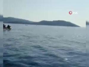 Antalyada derin dalış eğitimi yapan 4 asker hastaneye kaldırıldı