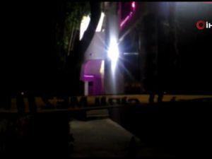 Antalya'da eğlence mekanında cinayet