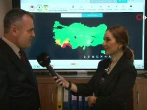 Antalya'da çok tehlikeli meteorolojik hadise bekleniyor