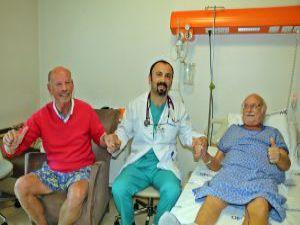 Kalp hastası turistler, kendilerini Türk hekimlere emanet ediyor