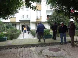 Sunucu Dağıstanlı'nın babası ölü bulundu