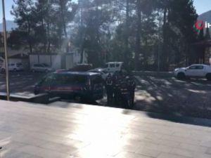 Jandarmadan akaryakıt hırsızlığı operasyonu  3 gözaltı