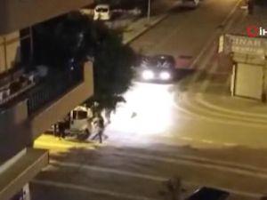 Antalya'da silahlı çatışmada korku dolu anlar yaşandı