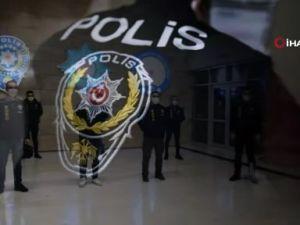 Polisin 6 ay boyunca takip ettiği yasa dışı bahis çetesi çökertildi