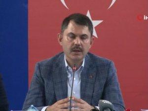 """""""Manavgat'ta bin 100 binanın yıkım çalışmasını tamamladık"""""""