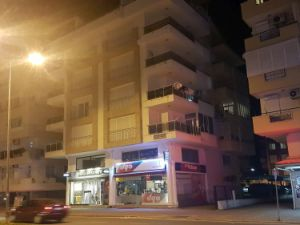Antalya'da 4. kattan düşen genç kadın hayatını kaybetti