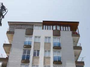 Antalya'da polisin evinden battaniyeli çelik kasa hırsızlığı