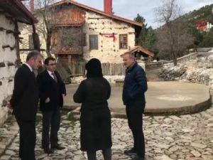 """""""Mendilim Kekik Kokuyor"""" sinema filminin bazı bölümleri Antalya'da çekilecek"""