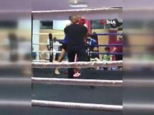 Genç boksörün feci sonu